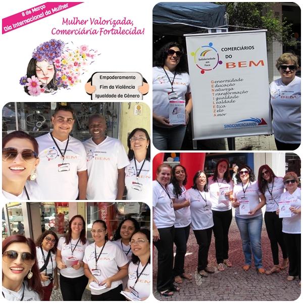 Atividades em Comemoração ao ☆ Dia Internacional da Mulher