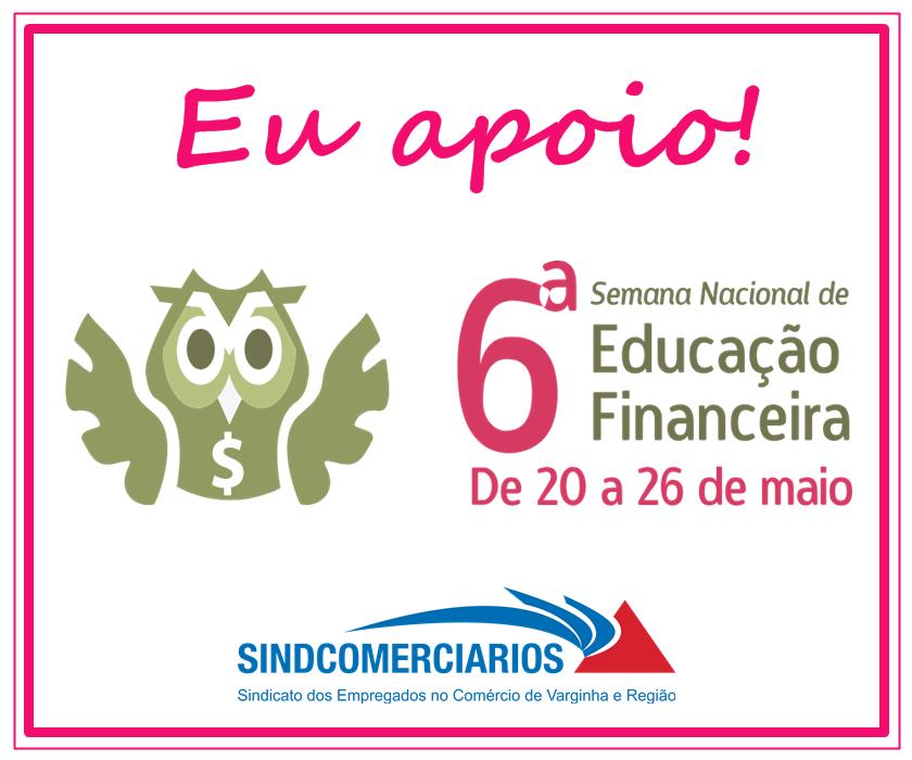 Semana Nacional de Educação Financeira – ENEF