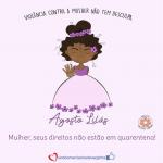 Violência Contra a Mulher Não Tem Desculpa!