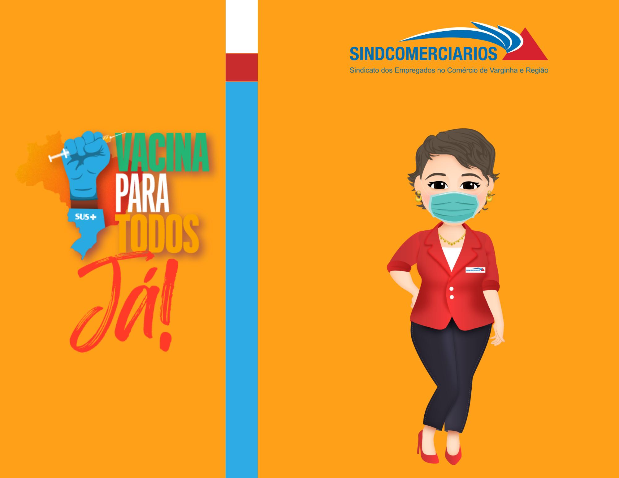 #vacinaparatodos #vacinaja