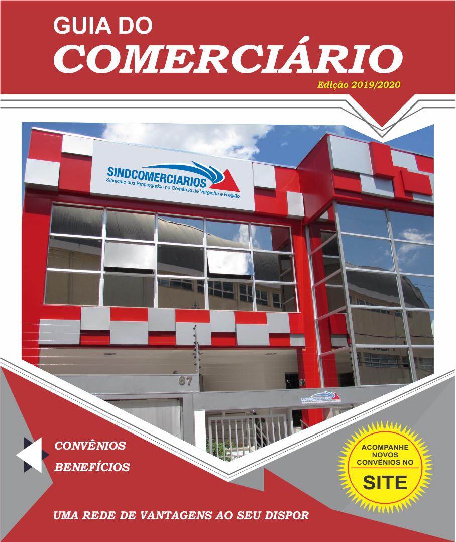 Guia do Comerciário – Edição Completa 2019/2020