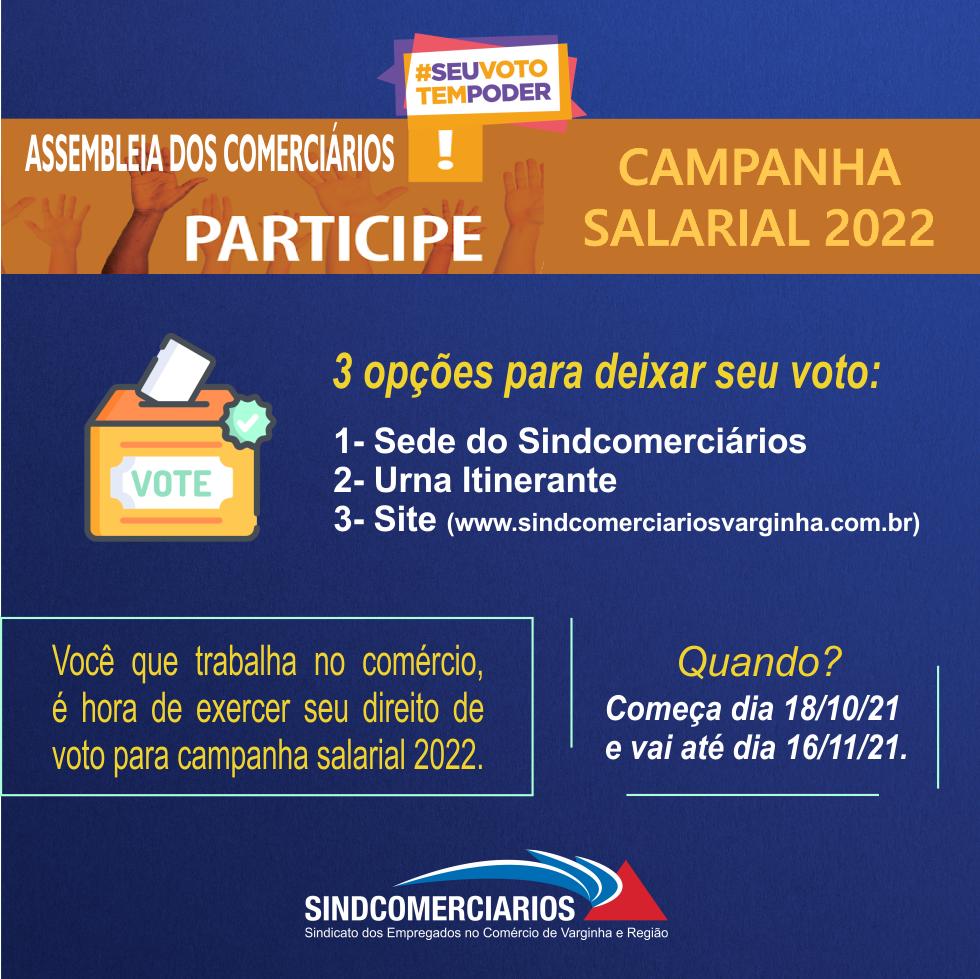 Assembleia Geral Extraordinária – Informações e Link para Votação
